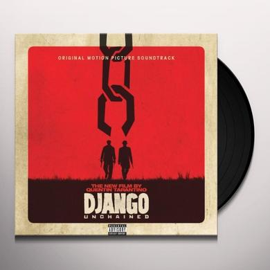 DJANGO UNCHAINED / O.S.T. Vinyl Record