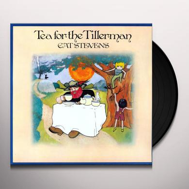 Yusuf Islam (Cat Stevens) TEA FOR THE TILLERMAN Vinyl Record