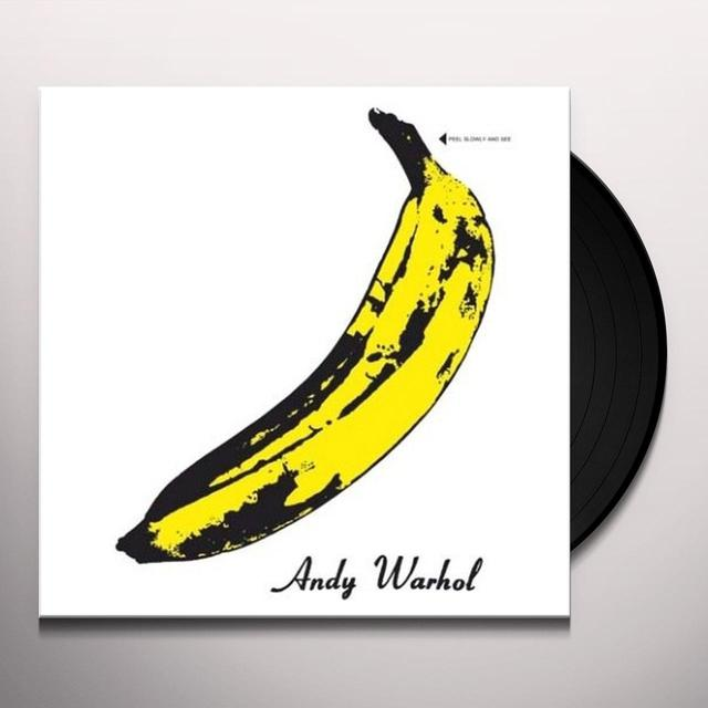 Velvet Underground AND NICO Vinyl Record - 180 Gram Pressing
