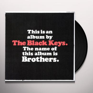 Black Keys BROTHERS Vinyl Record - UK Import