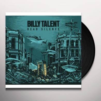 Billy Talent DEAD SILENCE Vinyl Record