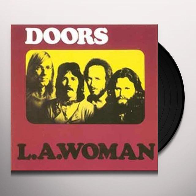 The Doors L.A. WOMAN Vinyl Record