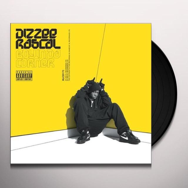 Dizzee Rascal BOY IN DA CORNER Vinyl Record - UK Release