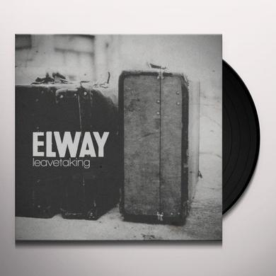 Elway LEAVETAKING Vinyl Record