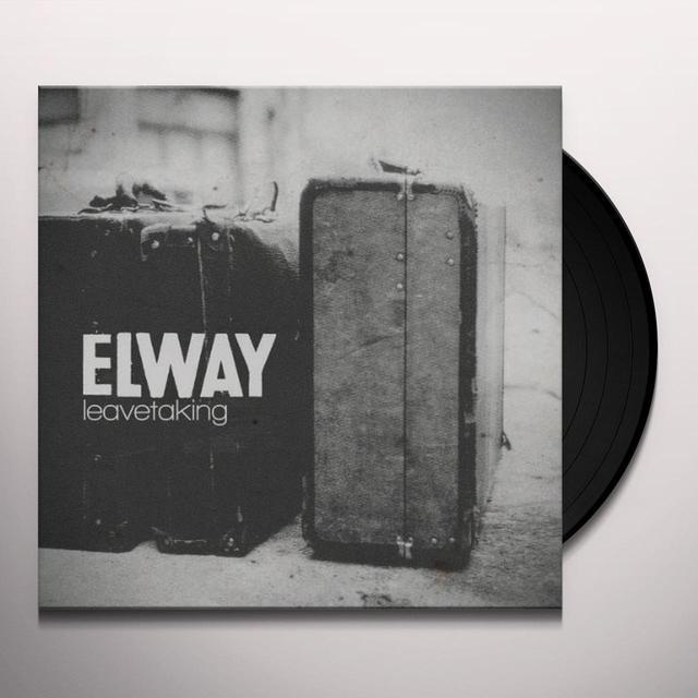 Elway LEAVETAKING Vinyl Record