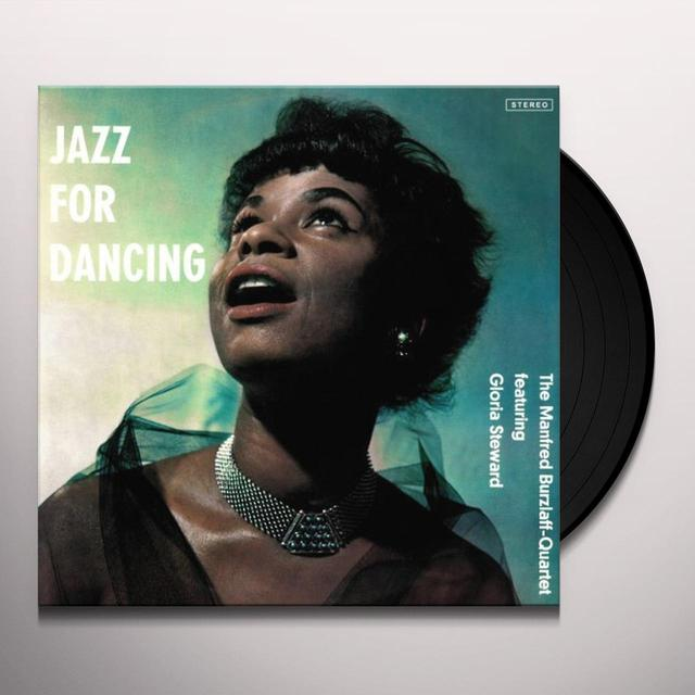 Gloria Steward JAZZ FOR DANCING Vinyl Record