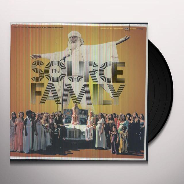 SOURCE FAMILY / O.S.T. Vinyl Record