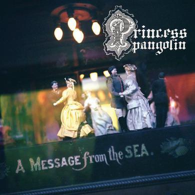 Princess Pangolin MESSAGE FROM THE SEA Vinyl Record