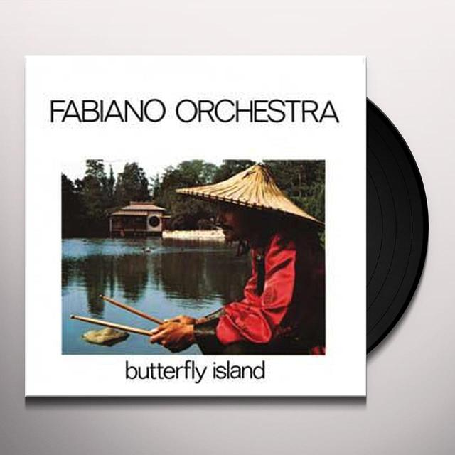 Fabiano Orchestra BUTTERFLY ISLAND Vinyl Record