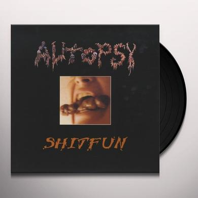 Autopsy SHITFUN Vinyl Record