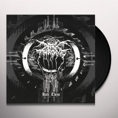 Darkthrone HATE THEM Vinyl Record