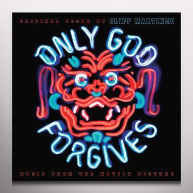 Cliff (Colv) (Ogv) Martinez ONLY GOD FORGIVES Vinyl Record