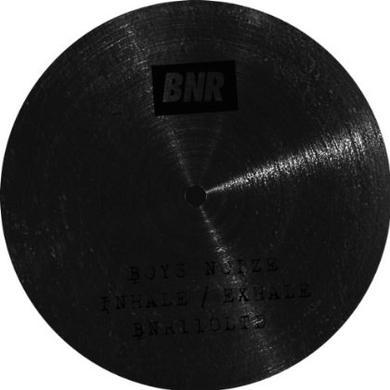 Boys Noize INHALE / EXHALE Vinyl Record