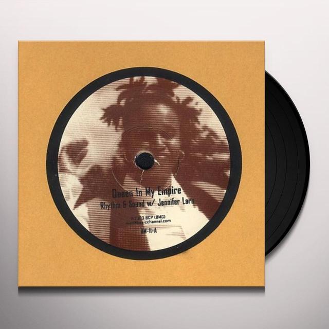 Rhythm & Sound QUEEN IN MY EMPIRE Vinyl Record