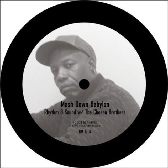 Rhythm & Sound MASH DOWN BABYLON Vinyl Record