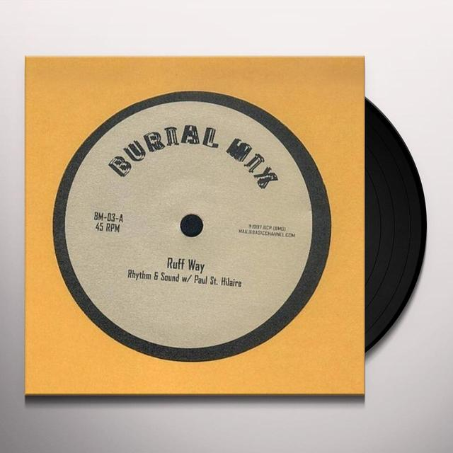 Rhythm & Sound RUFF WAY Vinyl Record