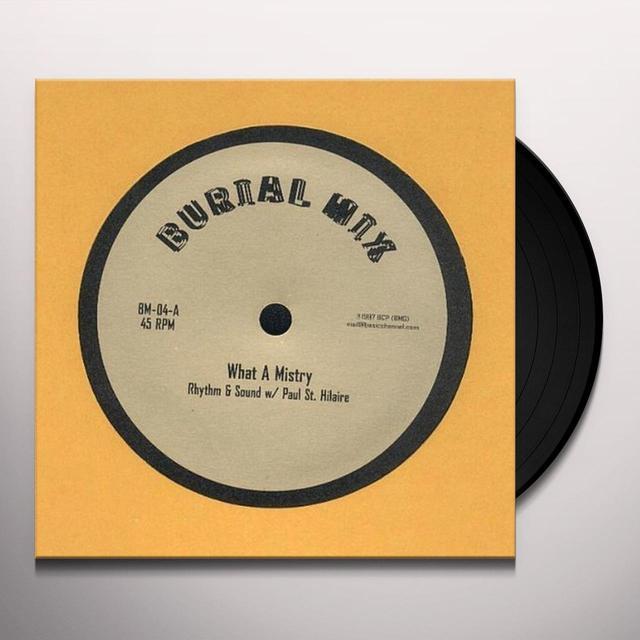 Rhythm & Sound WHAT A MISTRY Vinyl Record