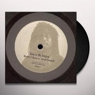Rhythm & Sound KING IN MY EMPIRE Vinyl Record