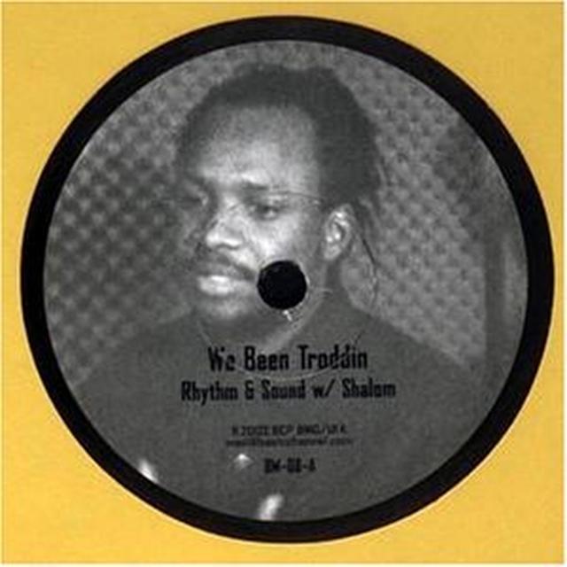 Rhythm & Sound WE BEEN TRODDIN Vinyl Record