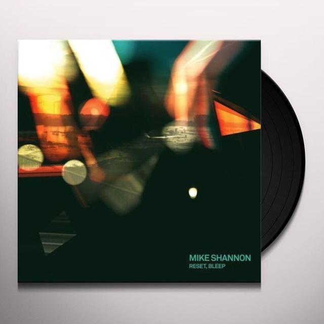 Mike Shannon RESET BLEEP Vinyl Record