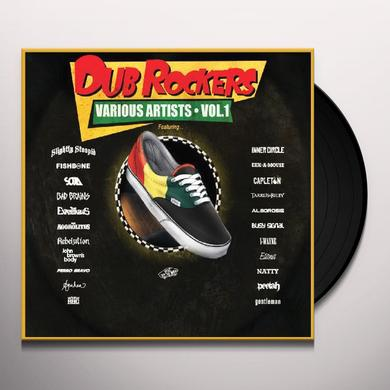 DUB ROCKERS 1 / VARIOUS Vinyl Record