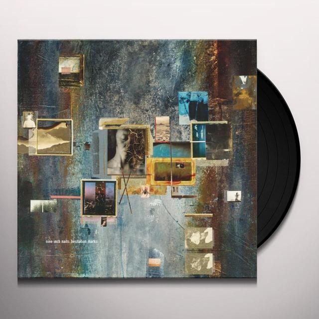 Nine Inch Nails HESITATION MARKS Vinyl Record