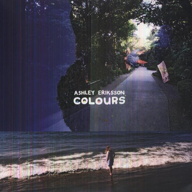 Ashley Eriksson COLOURS Vinyl Record