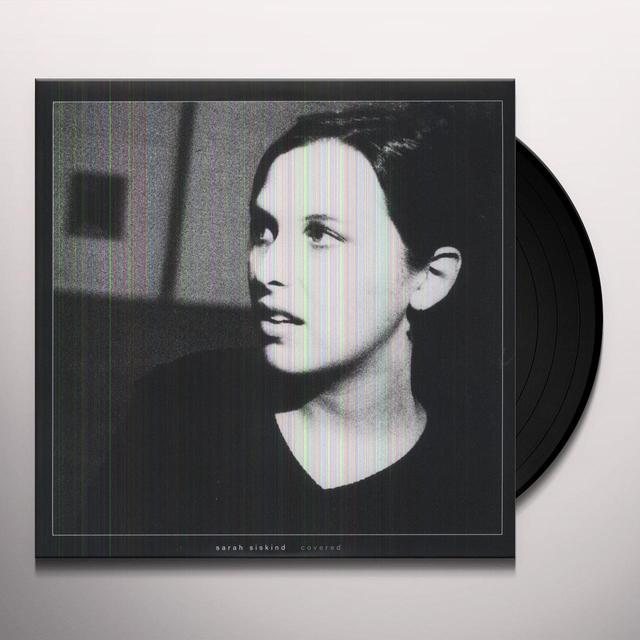 Sarah Siskind COVERED Vinyl Record