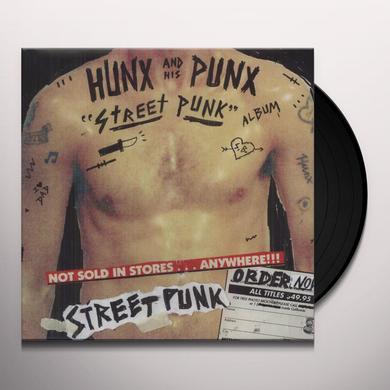 Hunx & His Punx STREET PUNK Vinyl Record