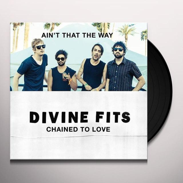 Divine Fits CHAINED TO LOVE Vinyl Record - Digital Download Included