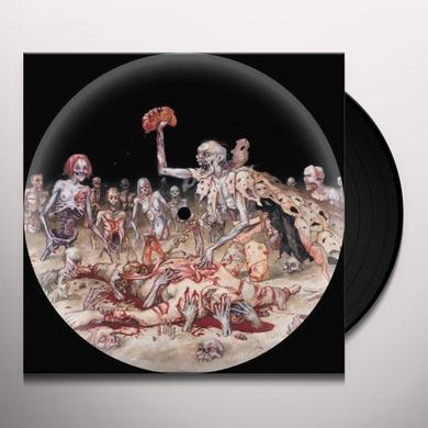 Cannibal Corpse GORE OBSESSED Vinyl Record - Picture Disc