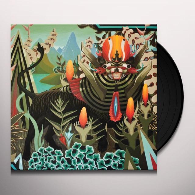 Lumerians HIGH FRONTIER Vinyl Record - Digital Download Included