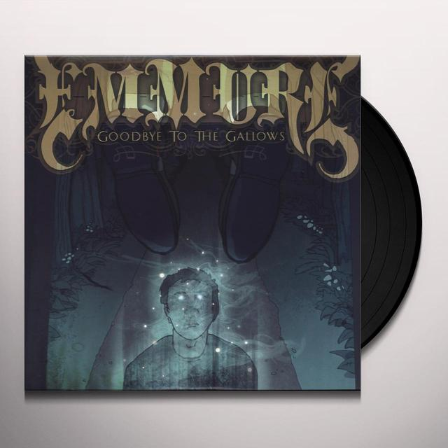 Emmure GOODBYE TO THE GALLOWS Vinyl Record