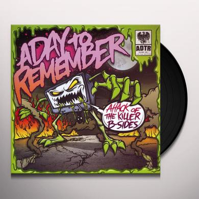 A Day To Remember ATTACK OF THE KILLER B-SIDES Vinyl Record