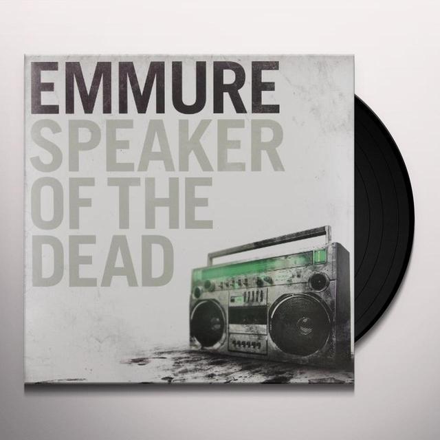 Emmure SPEAKER OF THE DEAD Vinyl Record