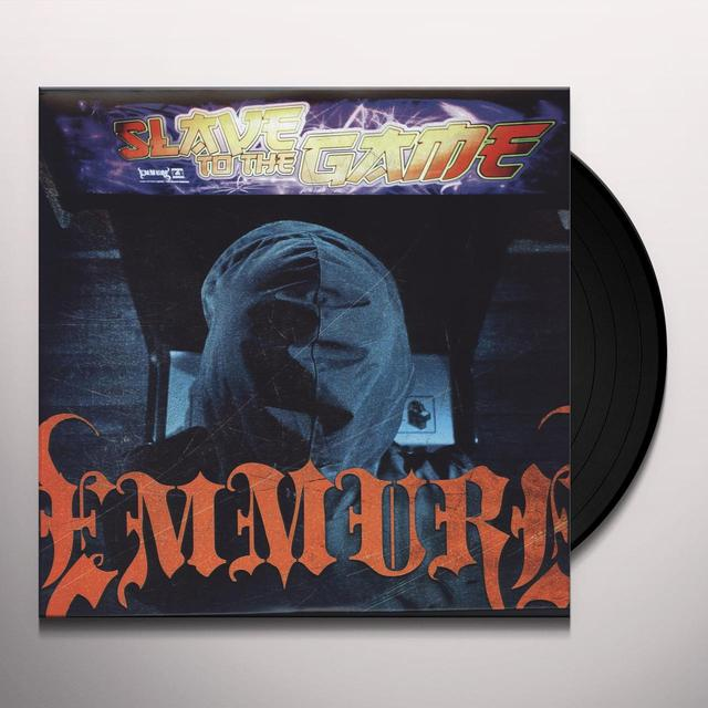 Emmure SLAVE TO THE GAME Vinyl Record