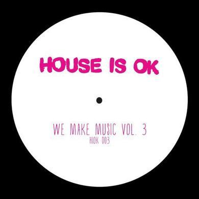 WE MAKE MUSIC 3 / VARIOUS Vinyl Record
