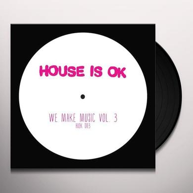 WE MAKE MUSIC 3 / VARIOUS Vinyl Record