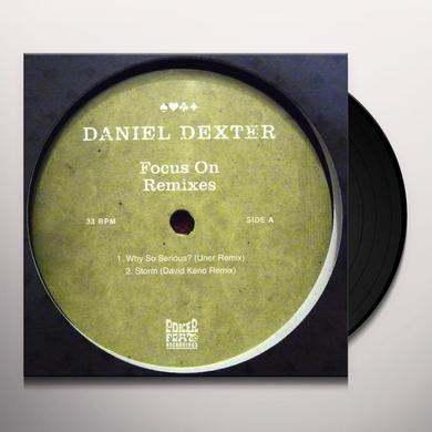 Daniel Dexter FOCUS ON Vinyl Record