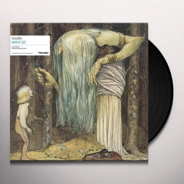 Recondite WALDLUFT Vinyl Record