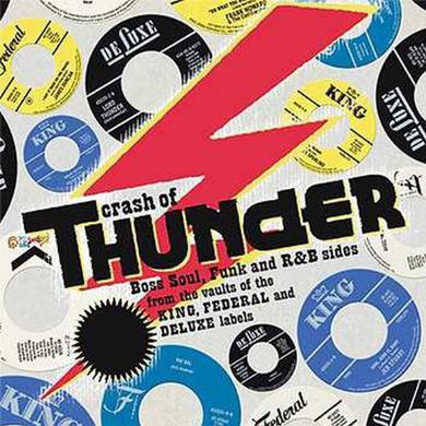 CRASH OF THUNDER / VARIOUS Vinyl Record