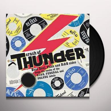 CRASH OF THUNDER / VARIOUS Vinyl Record