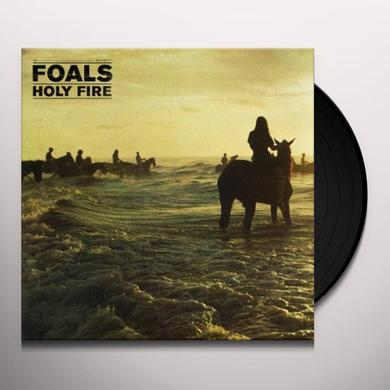 Foals HOLY FIRE Vinyl Record - Digital Download Included