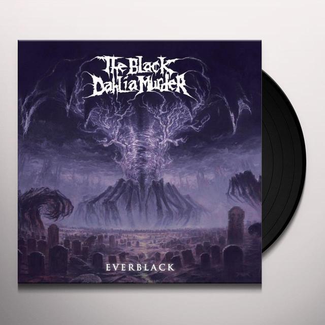 Black Dahlia EVERBLACK Vinyl Record