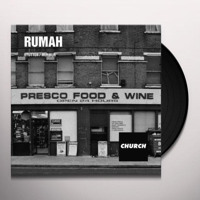 Rumah STUTTER / MURMUR Vinyl Record