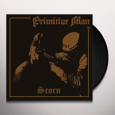 Primitive Man SCORN Vinyl Record
