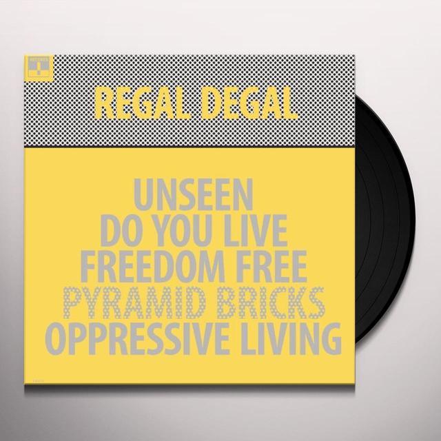 Regal Degal PYRAMID BRICKS Vinyl Record