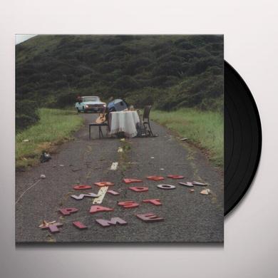 Grass Widow PAST TIME Vinyl Record