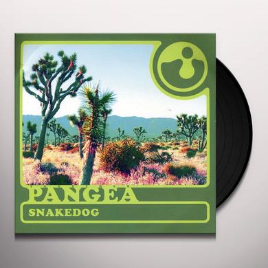 Pangea SNAKEDOG Vinyl Record