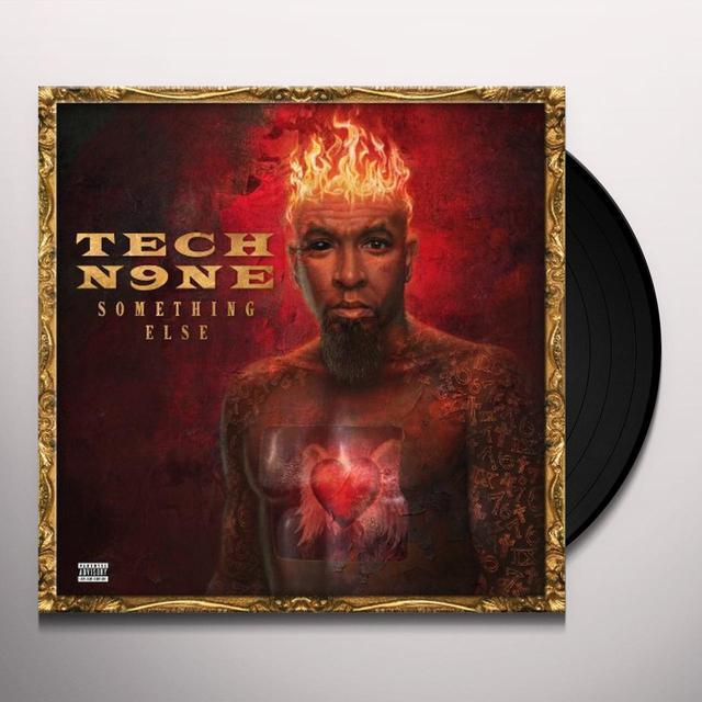 Tech N9Ne SOMETHING ELSE Vinyl Record